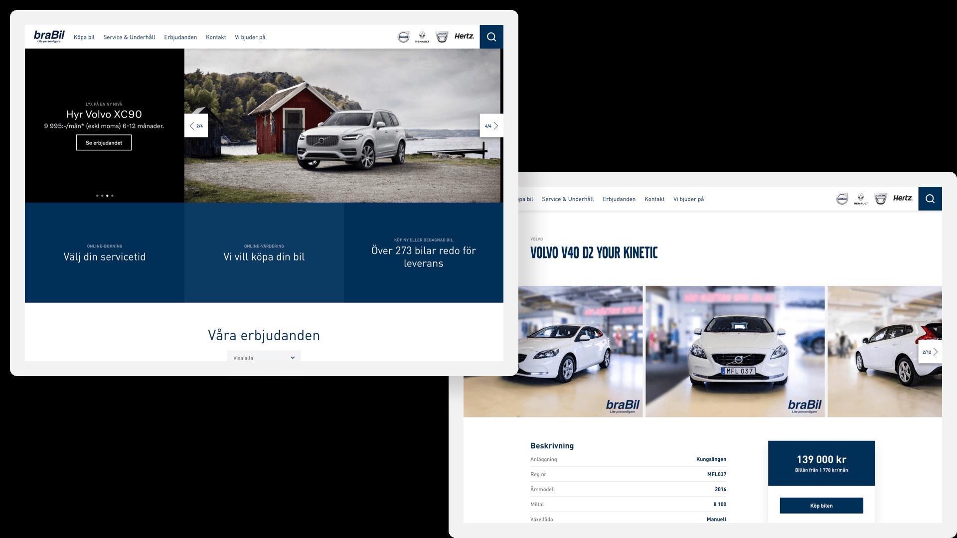 Se Car Agency >> Bra Bil Triggerfish