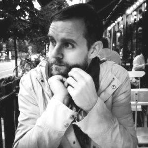 Christoffer Larsson, fullstackutvecklare.