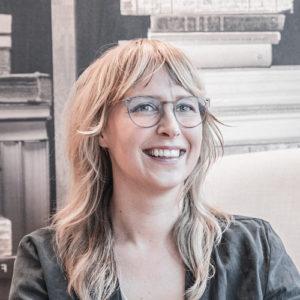 Malin Parkkali, digital projektledare.