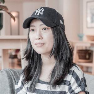 Nina Ma, webbutvecklare.